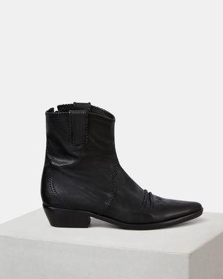 ISABEL MARANT BOOTS Man DENRYO boots d