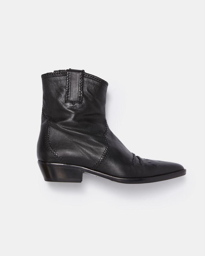 DENRYO boots ISABEL MARANT