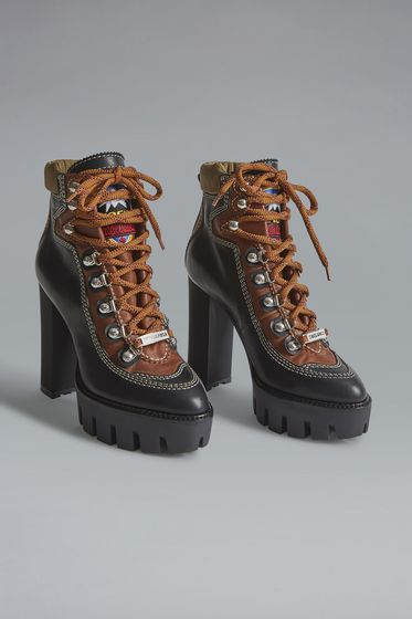 DSQUARED2 Lace-Up Ankle Boot [*** pickupInStoreShipping_info ***] ABW0027046010262124 b