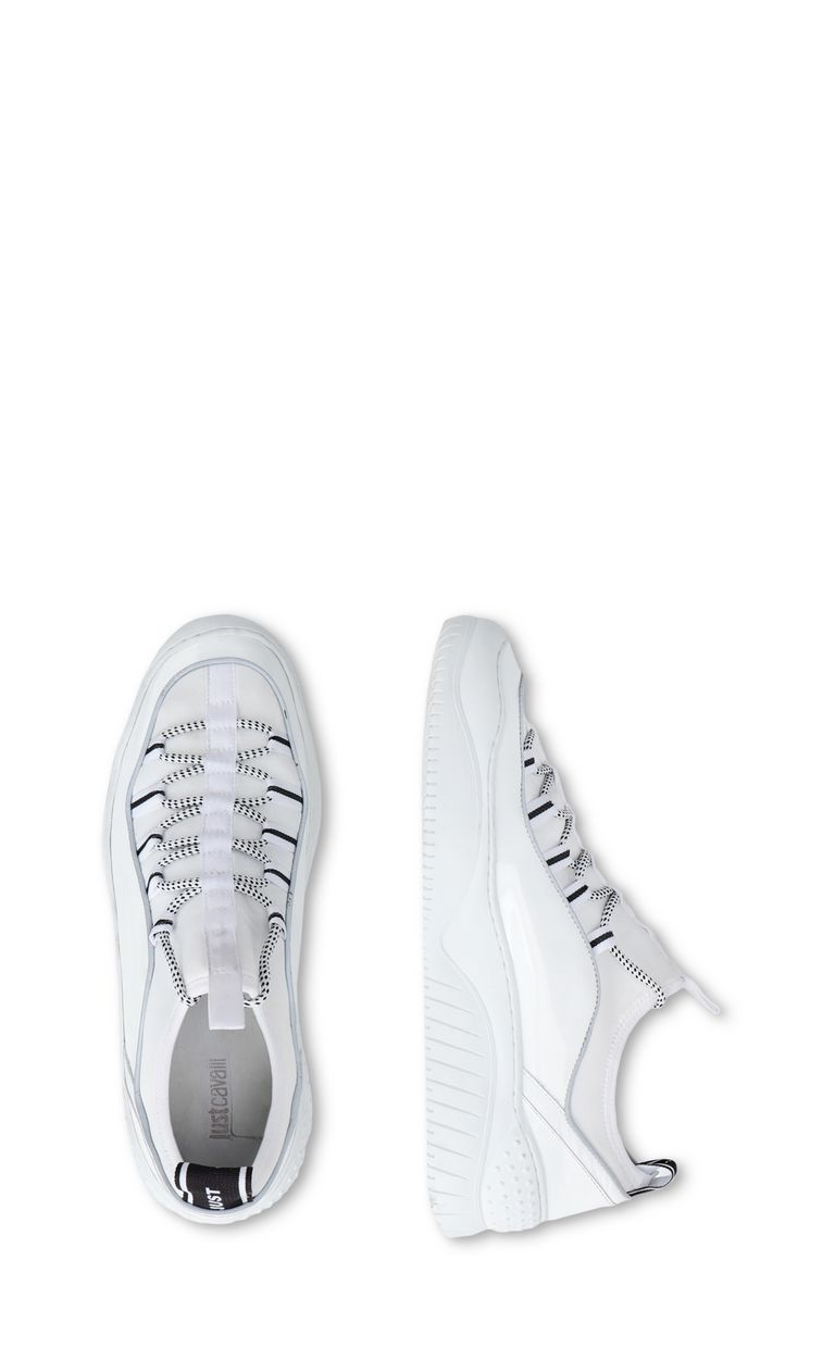 JUST CAVALLI Sneaker bassa suola chunky Sneakers Uomo d