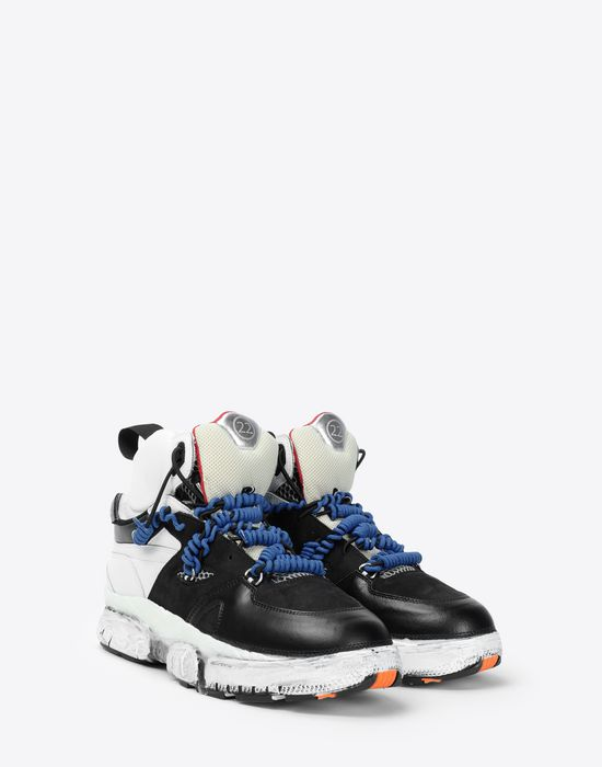 MAISON MARGIELA Fusion high top sneakers Sneakers [*** pickupInStoreShippingNotGuaranteed_info ***] r