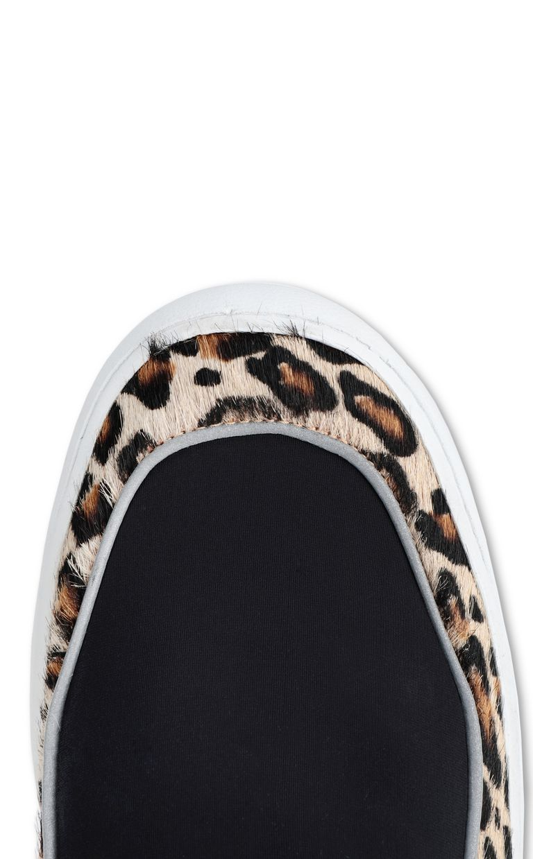 JUST CAVALLI Leopard-print sneaker Sneakers [*** pickupInStoreShipping_info ***] e