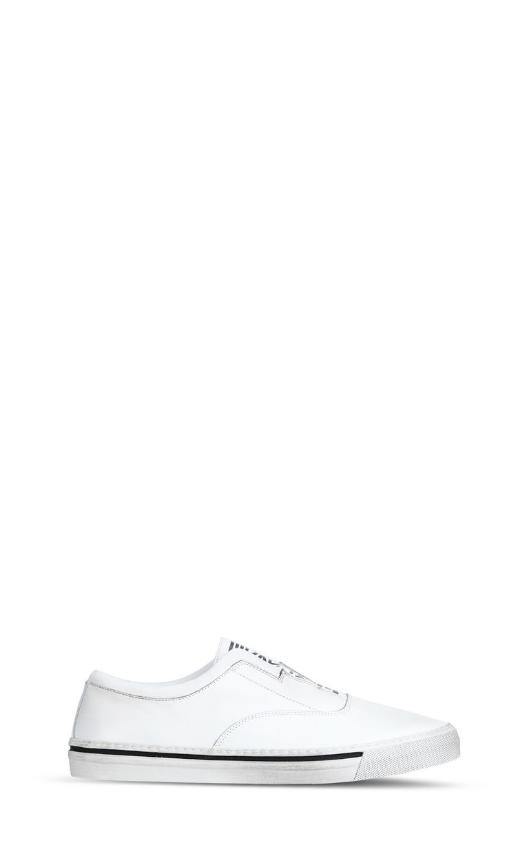 JUST CAVALLI Slip-on shoe with logo Sneakers Man f
