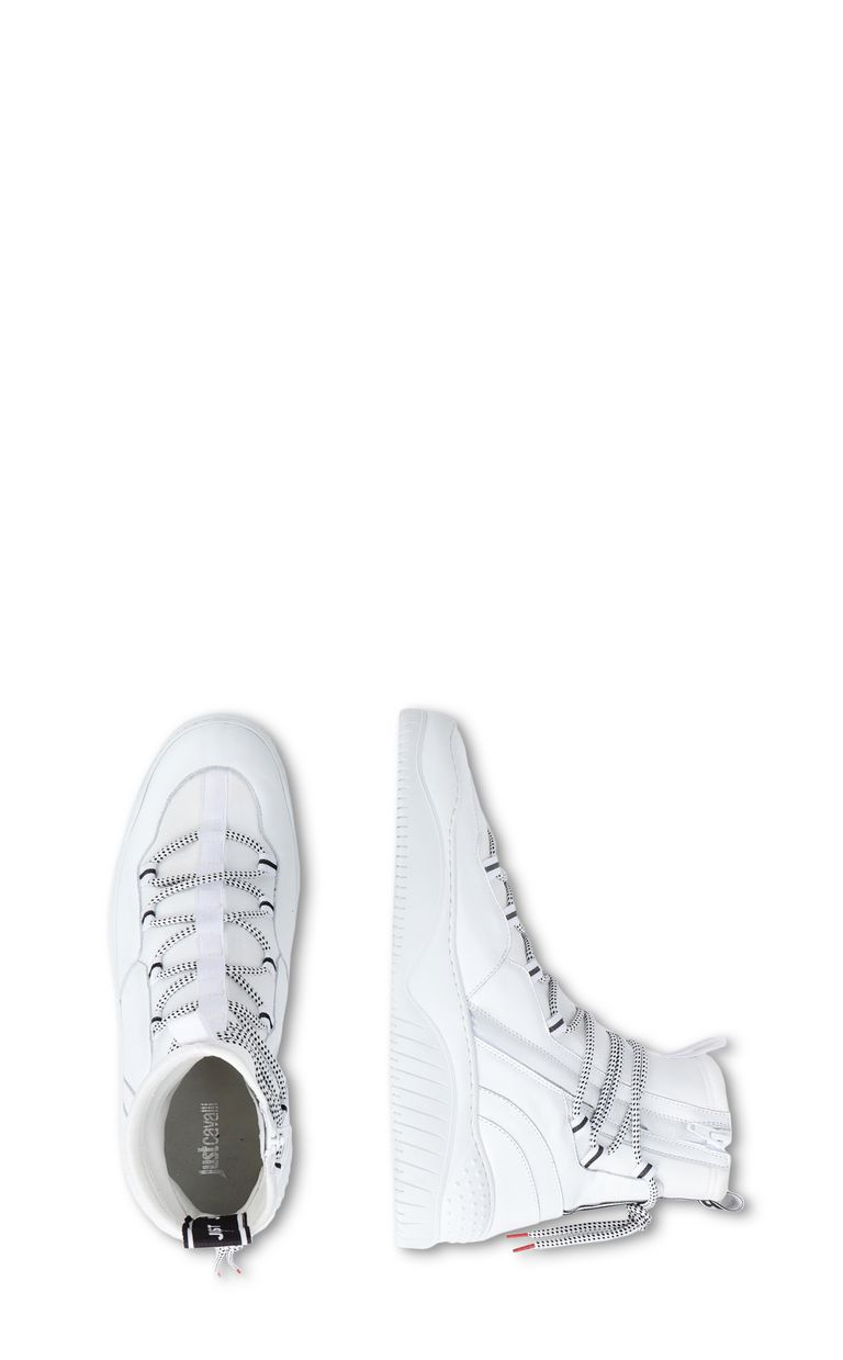 JUST CAVALLI Sneaker alte suola chunky Sneakers Uomo d
