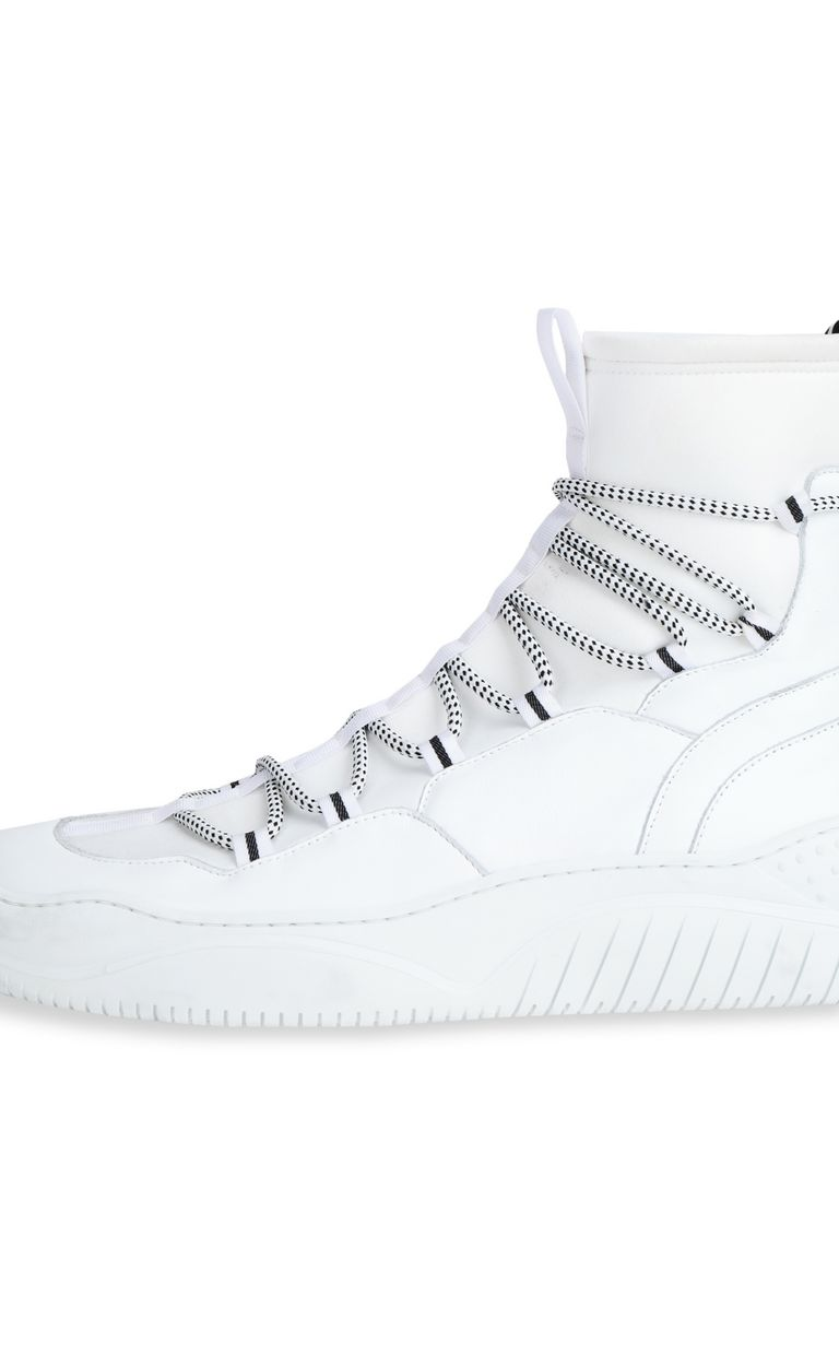 JUST CAVALLI High-top sneaker with chunky sole Sneakers [*** pickupInStoreShippingNotGuaranteed_info ***] e
