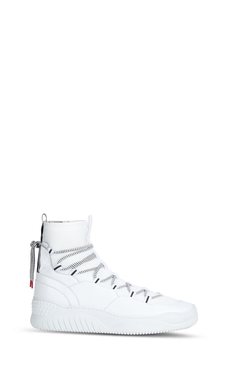 JUST CAVALLI High-top sneaker with chunky sole Sneakers Man f