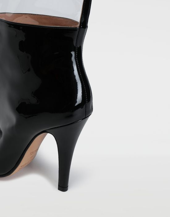 MAISON MARGIELA Tabi stiletto heels Ankle boots [*** pickupInStoreShipping_info ***] a