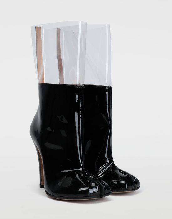 MAISON MARGIELA Tabi stiletto heels Ankle boots [*** pickupInStoreShipping_info ***] r