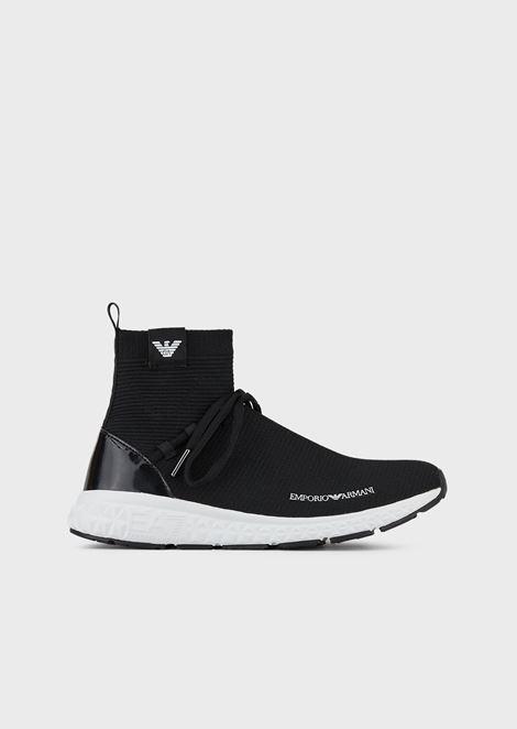 2d68fc6cb8380 Women's Sneakers | Emporio Armani