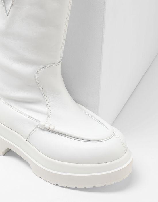 MM6 MAISON MARGIELA Gummy high boots Boots [*** pickupInStoreShipping_info ***] a