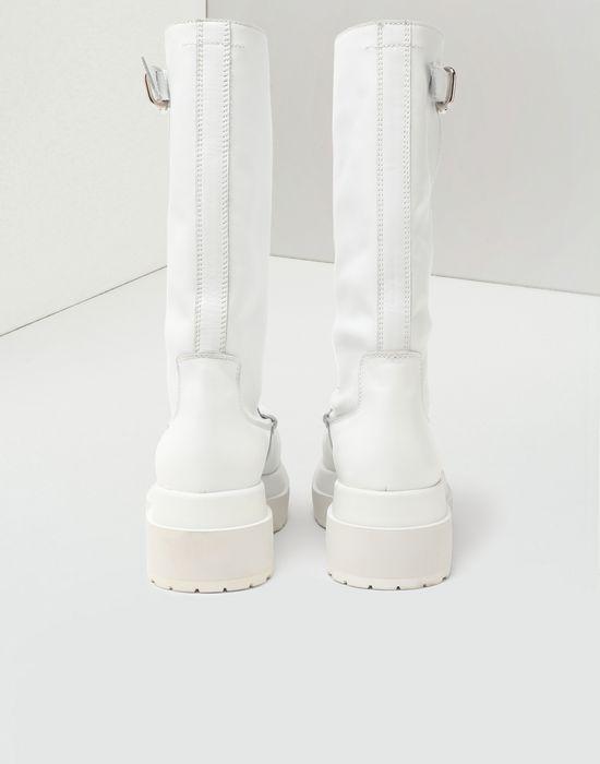 MM6 MAISON MARGIELA Gummy high boots Boots [*** pickupInStoreShipping_info ***] d