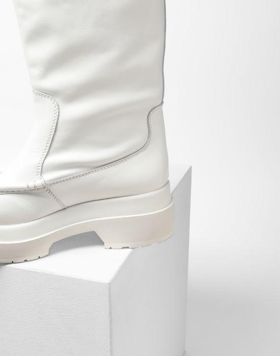 MM6 MAISON MARGIELA Gummy high boots Boots [*** pickupInStoreShipping_info ***] e