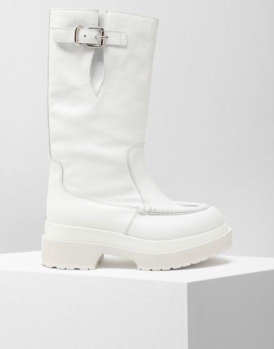 MM6 MAISON MARGIELA Gummy high boots Boots [*** pickupInStoreShipping_info ***] f