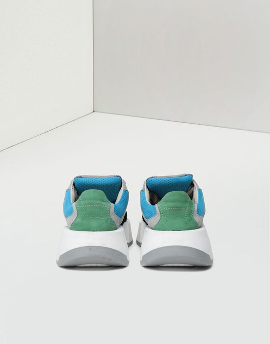 MM6 MAISON MARGIELA Runner leather sneakers Sneakers [*** pickupInStoreShipping_info ***] d
