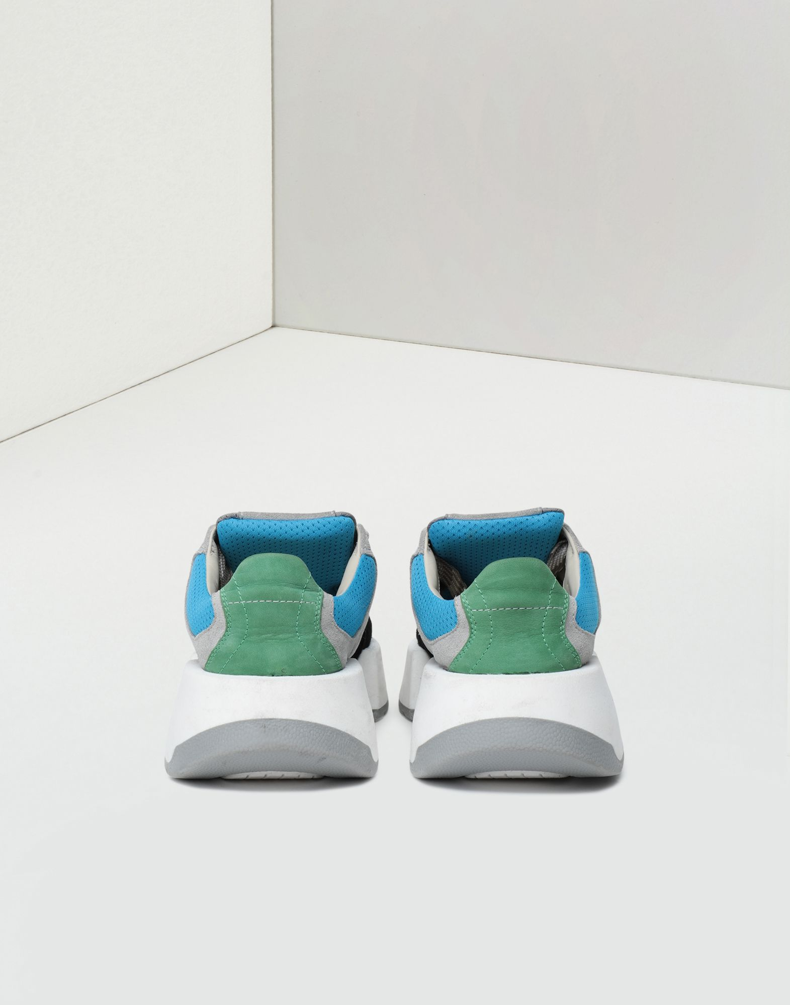 MM6 MAISON MARGIELA Runner leather sneakers Sneakers Woman d