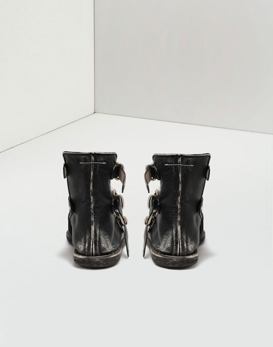 MM6 MAISON MARGIELA Fuss-bett high top sandals Ankle boots [*** pickupInStoreShipping_info ***] d