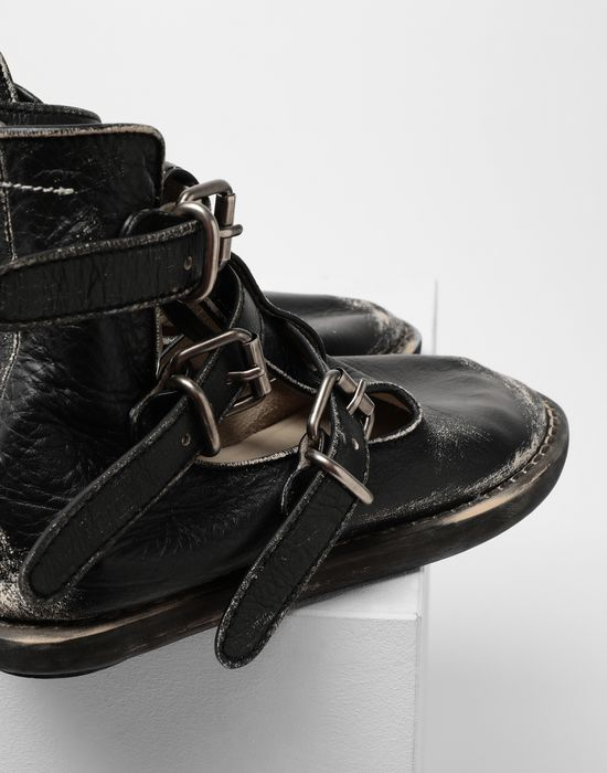 MM6 MAISON MARGIELA Fuss-bett high top sandals Ankle boots [*** pickupInStoreShipping_info ***] e