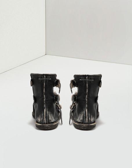 MM6 MAISON MARGIELA Fuss-bett high top sandals Ankle boots Woman d