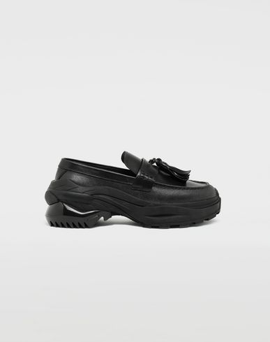 MAISON MARGIELA Moccasins [*** pickupInStoreShippingNotGuaranteed_info ***] Spliced tassel loafer sneakers f