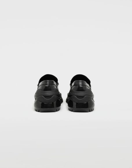 MAISON MARGIELA Sneakers-mocassins à gland Spliced Mocassins Homme d