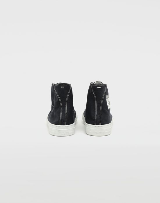 MAISON MARGIELA Stereotype high top sneakers Sneakers [*** pickupInStoreShippingNotGuaranteed_info ***] d