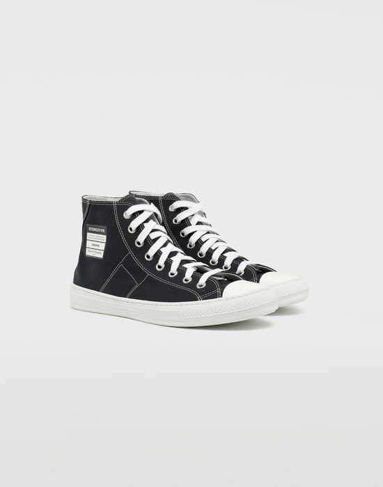 MAISON MARGIELA Stereotype high top sneakers Sneakers [*** pickupInStoreShippingNotGuaranteed_info ***] r