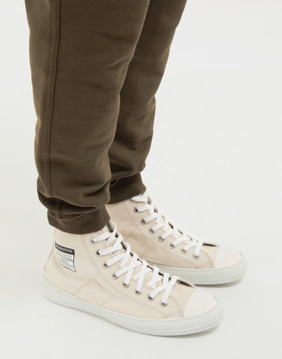 MAISON MARGIELA Stereotype high top sneakers Sneakers [*** pickupInStoreShippingNotGuaranteed_info ***] b