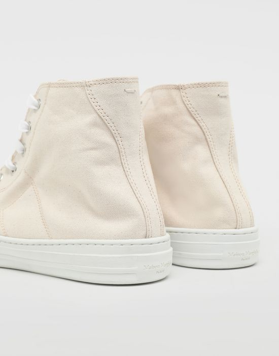 MAISON MARGIELA Stereotype high top sneakers Sneakers [*** pickupInStoreShippingNotGuaranteed_info ***] e