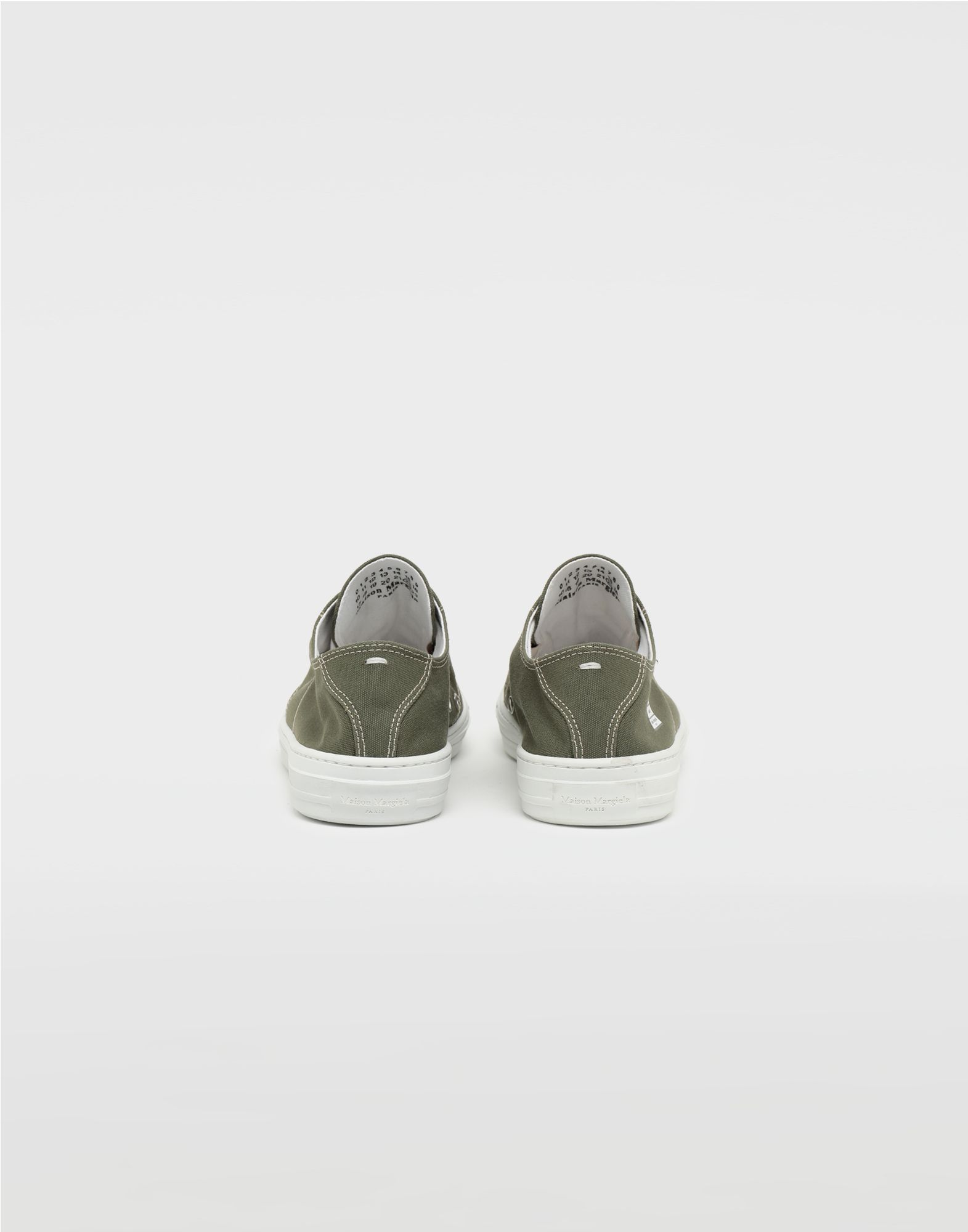 MAISON MARGIELA Stereotype low top sneakers Sneakers Man d