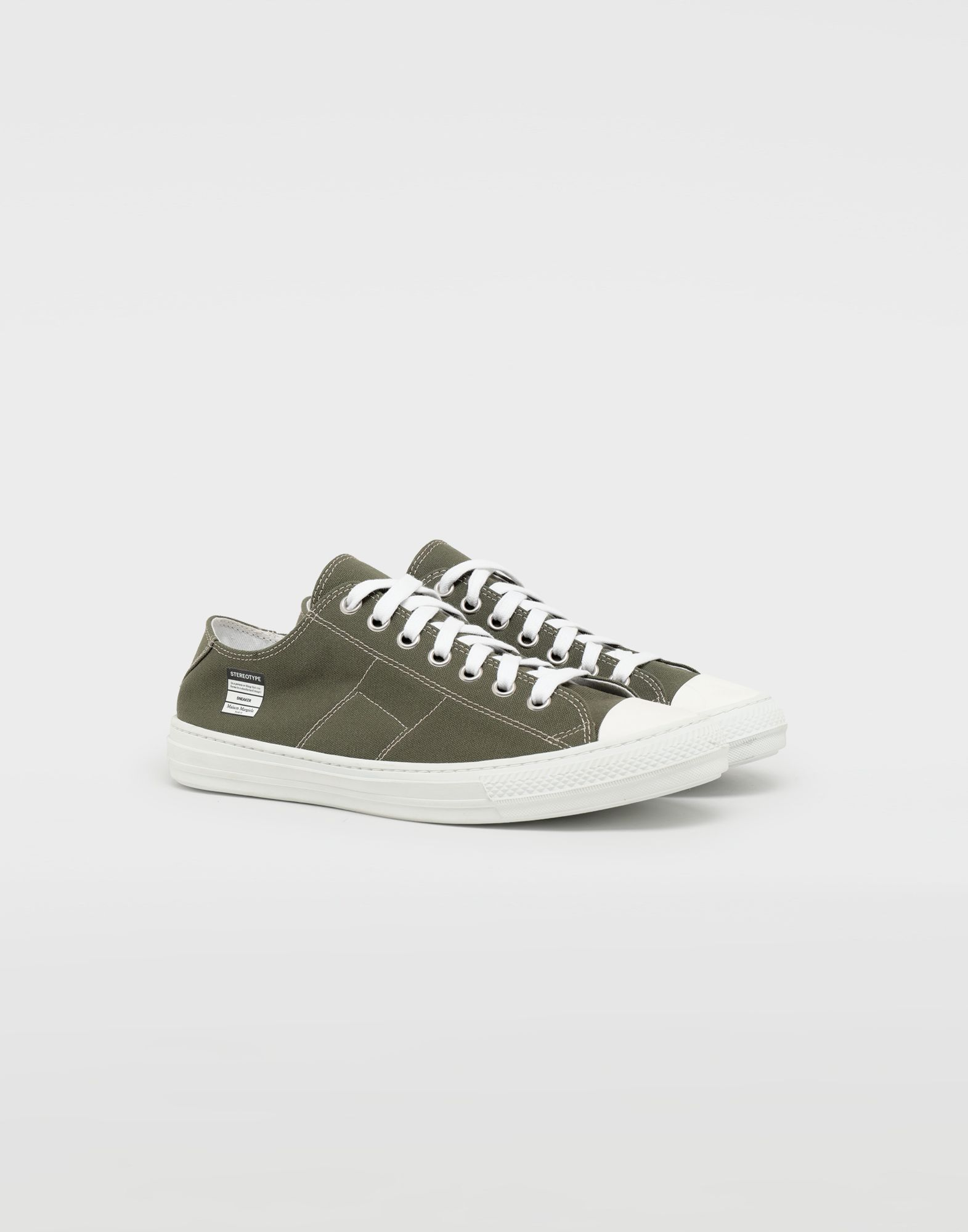 MAISON MARGIELA Stereotype low top sneakers Sneakers Man r