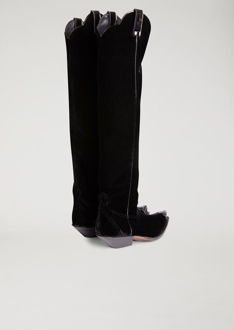 EMPORIO ARMANI Boots Woman d
