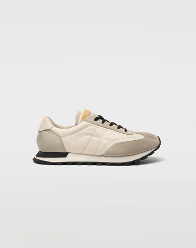 MAISON MARGIELA Dirty Treatment low top runners Sneakers [*** pickupInStoreShippingNotGuaranteed_info ***] f