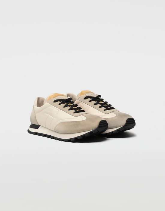 MAISON MARGIELA Dirty Treatment low top runners Sneakers [*** pickupInStoreShippingNotGuaranteed_info ***] r