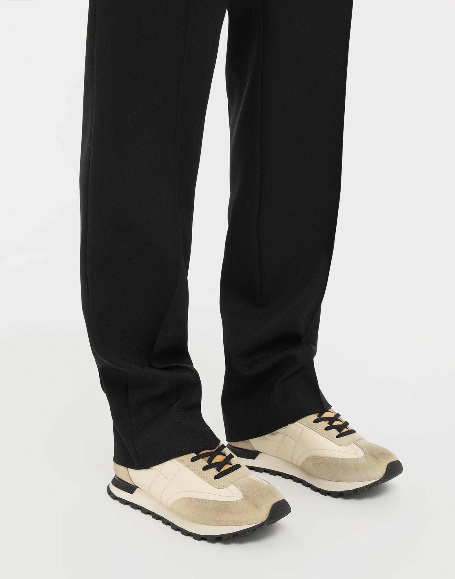MAISON MARGIELA Low-Top-Sportschuhe in schmutziger Optik Sneakers Herren b