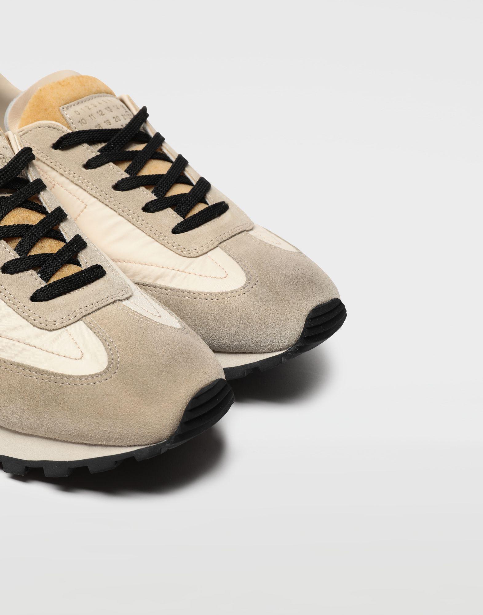 MAISON MARGIELA Low-Top-Sportschuhe in schmutziger Optik Sneakers Herren e