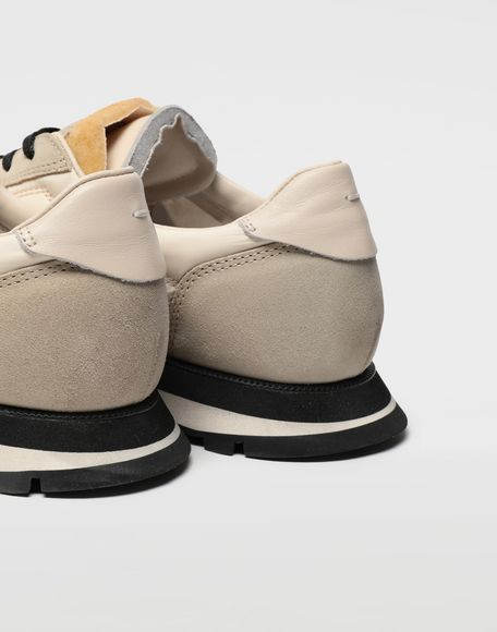 MAISON MARGIELA Dirty Treatment low top runners Sneakers Man a