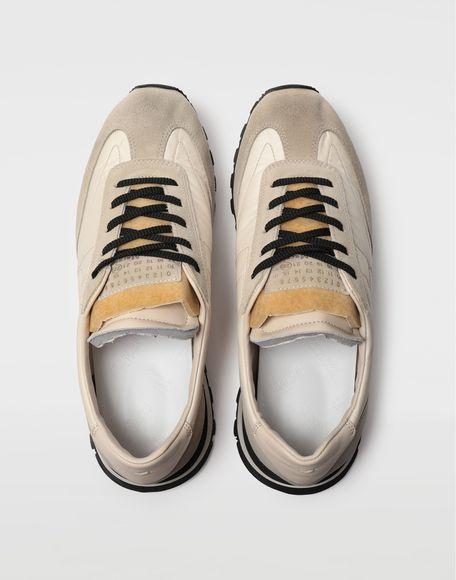 MAISON MARGIELA Low-Top-Sportschuhe in schmutziger Optik Sneakers Herren d