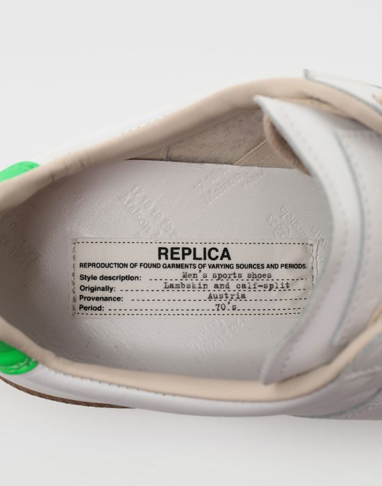 MAISON MARGIELA Replica low top sneakers Sneakers [*** pickupInStoreShippingNotGuaranteed_info ***] a