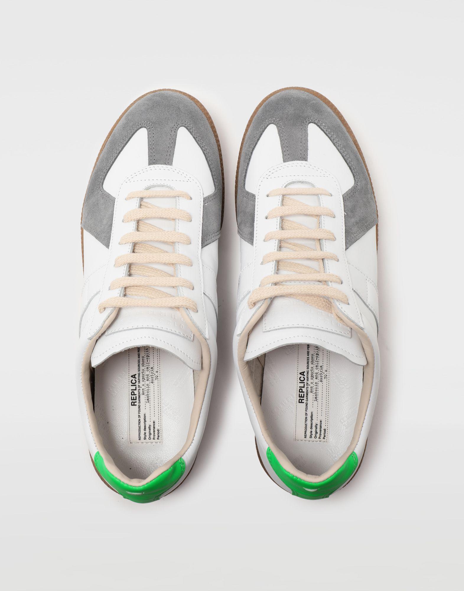 MAISON MARGIELA Low-Top-Sneakers Replica Sneakers Herren d
