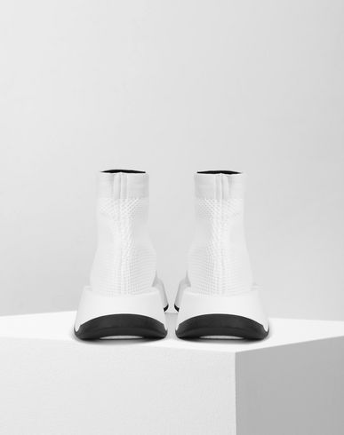 SHOES Sock runner sneakers White
