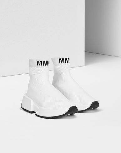 MM6 MAISON MARGIELA Sneakers Woman Sock runner sneakers r