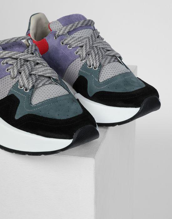 MM6 MAISON MARGIELA Runner leather sneakers Sneakers [*** pickupInStoreShipping_info ***] e