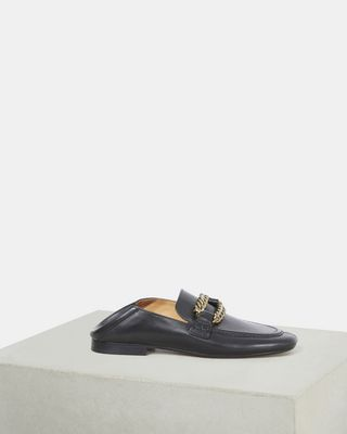 ISABEL MARANT FLATS Woman FIRLEE loafers d