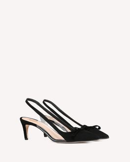 REDValentino Open-toe pump Woman RQ2S0B88RRC 0NO f