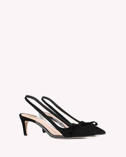 REDValentino Courts and ballet flats Woman RQ2S0C04ARR 0NO f