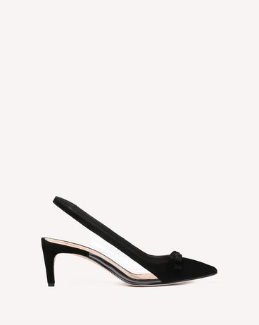REDValentino RQ2S0C04ARR 0NO Pumps and ballet flats Woman a