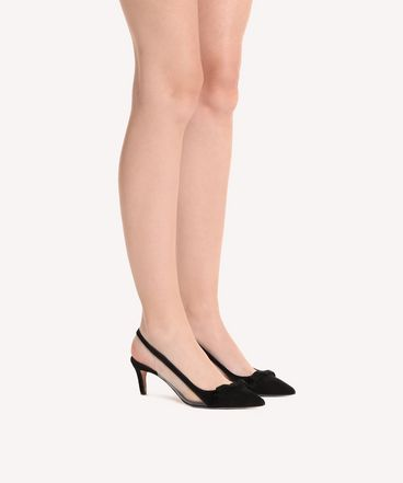 REDValentino RQ2S0C04ARR 0NO Pumps and ballet flats Woman b