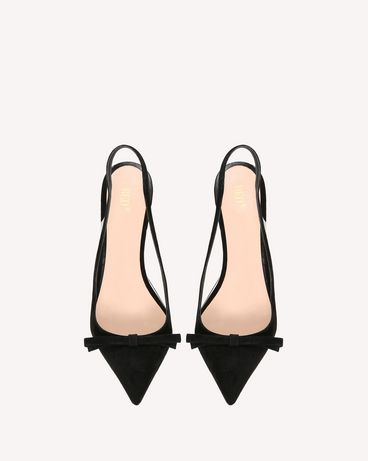 REDValentino RQ2S0C04ARR 0NO Pumps and ballet flats Woman d