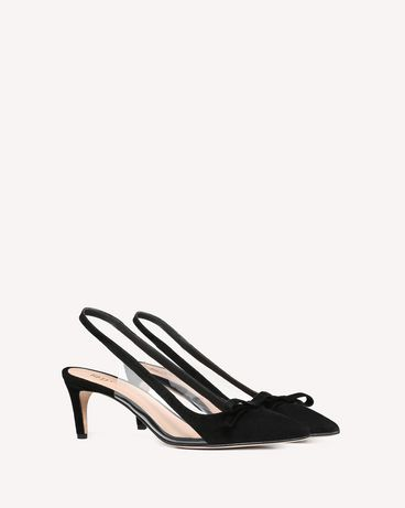 REDValentino RQ2S0C04ARR 0NO Pumps and ballet flats Woman f