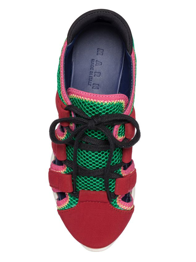 Marni Lace-up sneakers Woman - 4